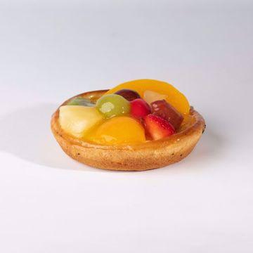 Afbeeldingen van Eenp.Gemengd Fruit vlaaitje