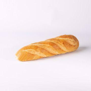 Afbeeldingen van Stokbrood wit Half