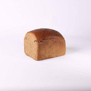 Afbeelding van Brikske Roggebrood gesneden
