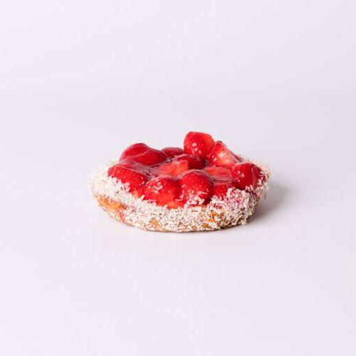 Afbeelding van Aardbeien harde wener eenpersoons
