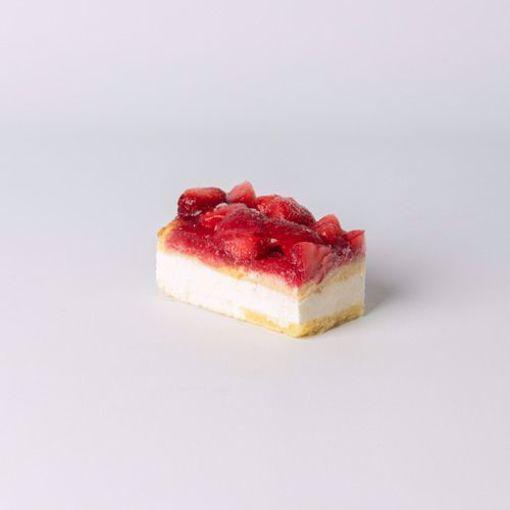 Afbeelding van Aardbeien gebak gluten en lactose vrij