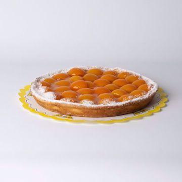 Afbeeldingen van Abrikozen open groot zonder pudding