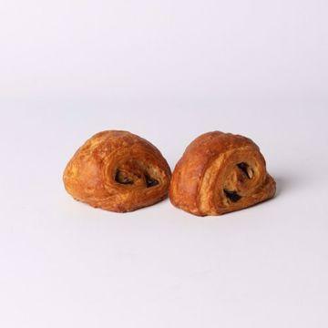 Afbeeldingen van Chocolade broodje mini