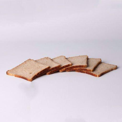 Afbeelding van Pakje vierkant Roggebrood