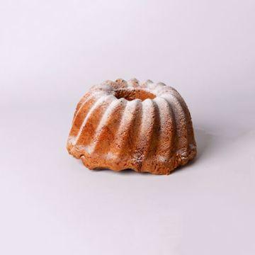 Afbeeldingen van Vanillecake tulband 800 gram