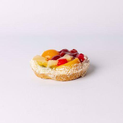 Afbeelding van Gemengde Fruit harde wener eenpersoons