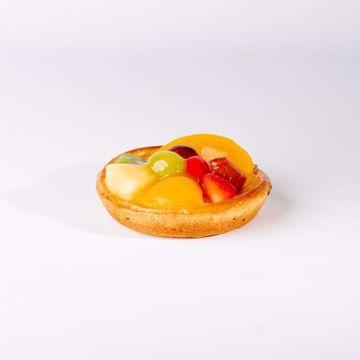 Afbeeldingen van Gemengde Fruit vlaaitje eenpersoons