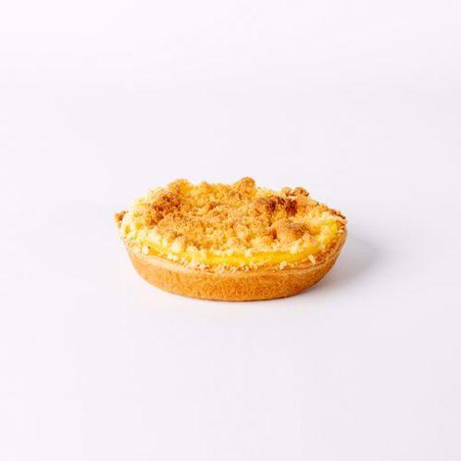 Afbeelding van Kruimel Pudding vlaaitje eenpersoons