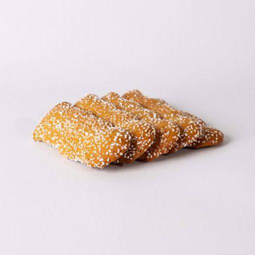 Afbeelding van Pakje Peperkoekmannentjes met suiker