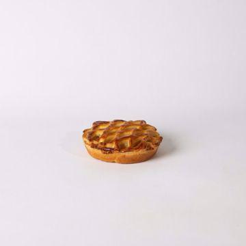 Afbeeldingen van Suikerarm Appel vlaaitje eenpersoons