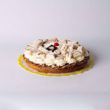 Afbeeldingen van Kersen slagroom en schuim