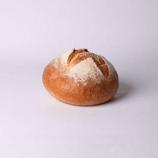 Afbeelding van Belgisch rond wit 400 gram