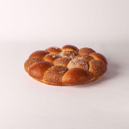Afbeelding van Broodkrans bruin zacht per 15 stuks
