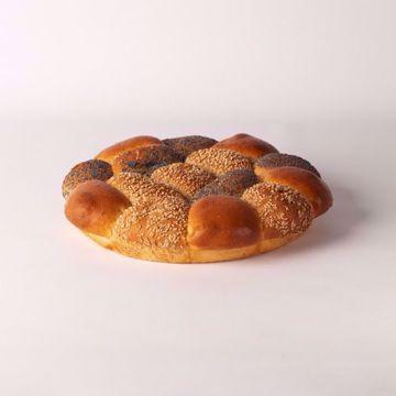 Afbeeldingen van Broodkrans wit zacht per 15 stuks