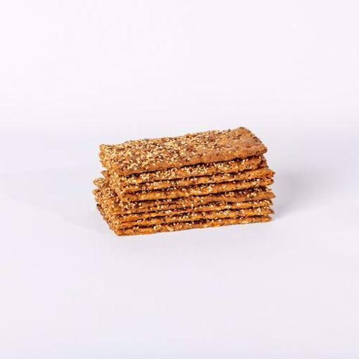 Afbeelding van Crackers met minder koolhydraten