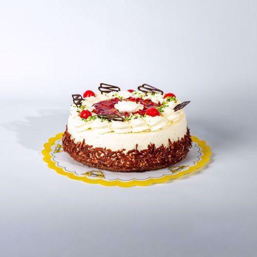 Afbeelding van Schwarzwalder Kirsch taart