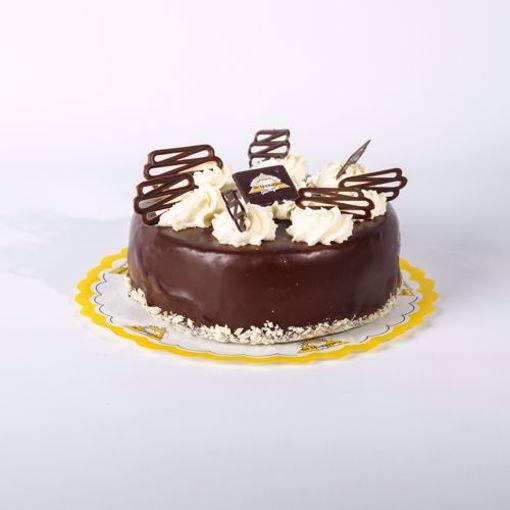 Afbeelding van Chocomousse taart