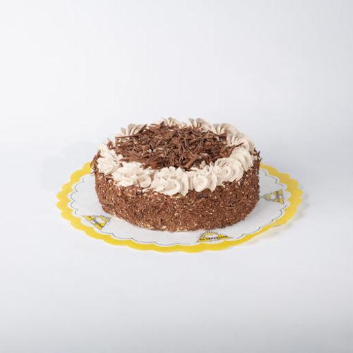 Afbeelding van Christoffel chocolade ijstaart klein